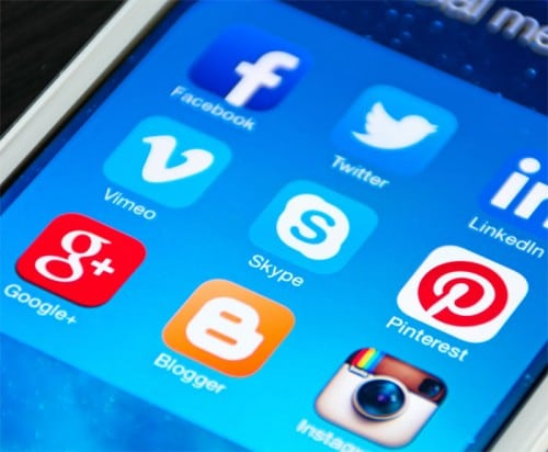 Social Media in Maidstone Kent