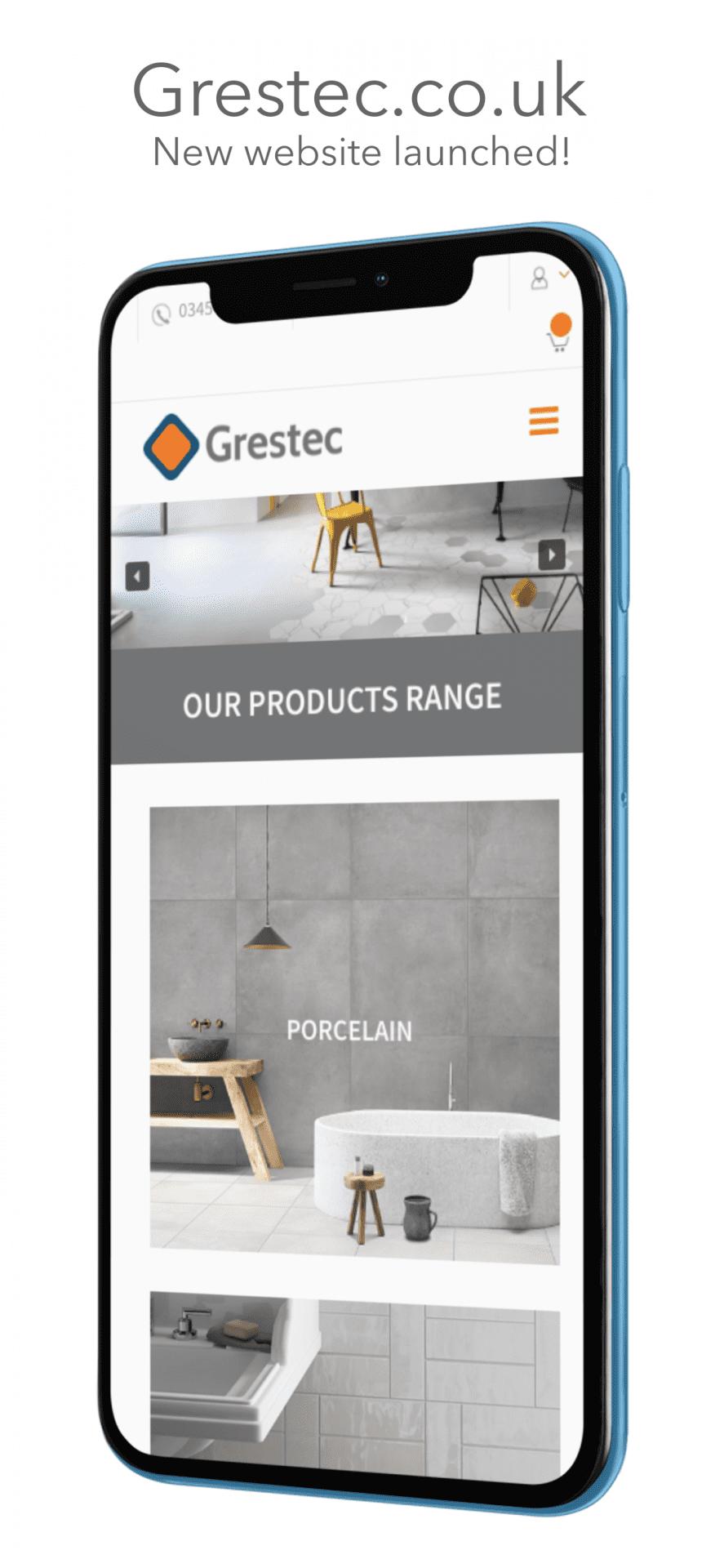 Mobile phone web design