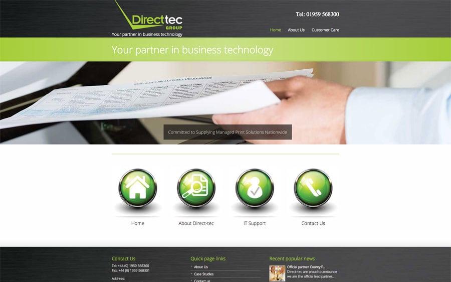IT web design