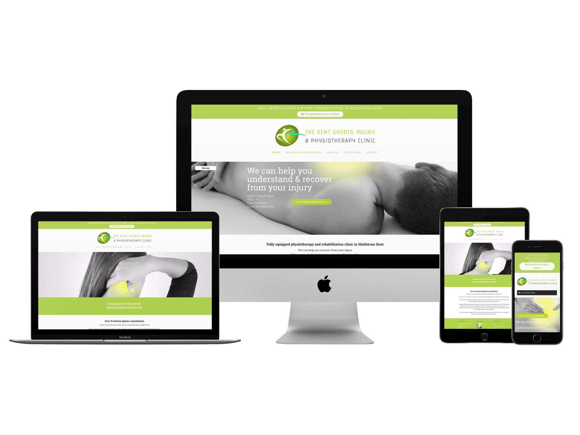 Web Design Kent