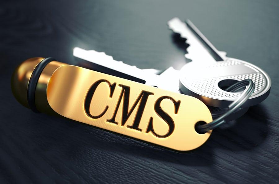 CMS Wordpress web design in Kent Content Management System