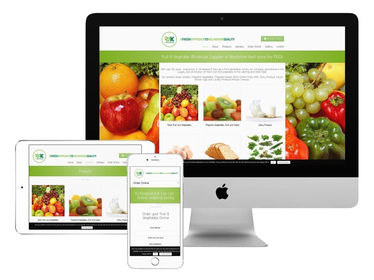 Maidstone web design