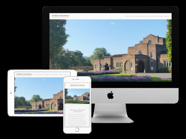 Crematorium / Funeral website