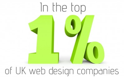2017-2019 A top 1% UK web design company !